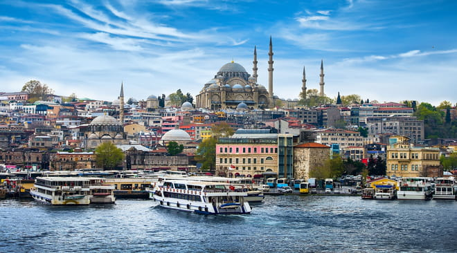 Istanbul Septembre 2021